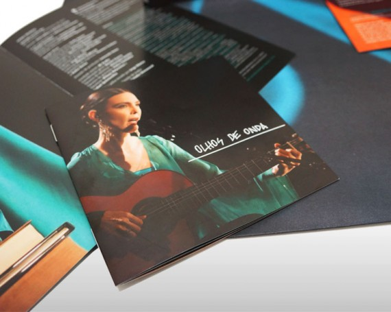 Live CD and DVD Adriana Calcanhotto