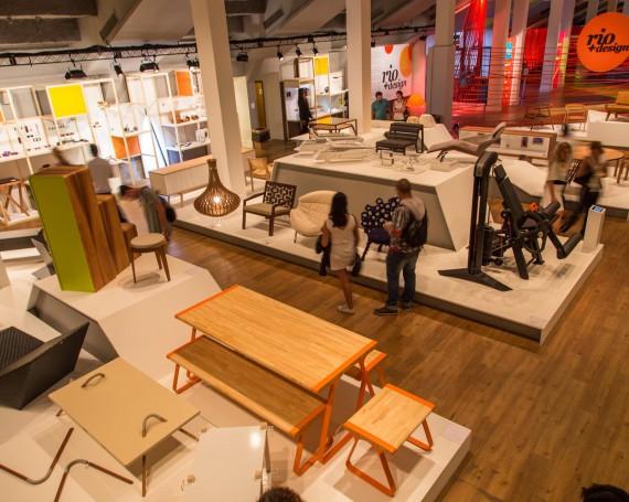 Rio+Design's Exhibition Design Project (Rio de Janeiro and Milan)