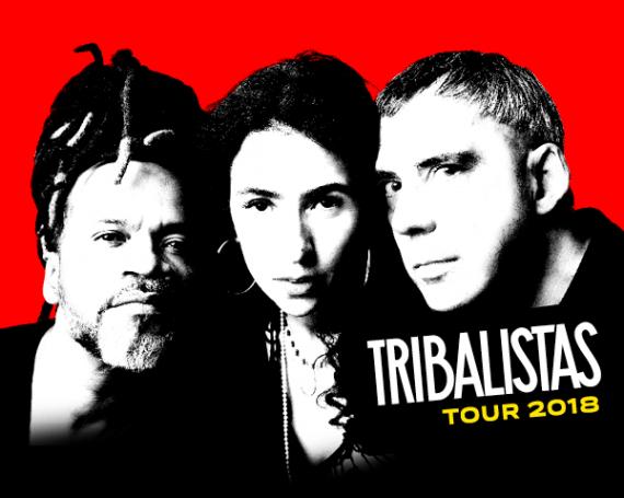 Tribalistas Tour